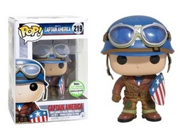 Captain America (WWII) [Spring Convention] | Vinyl Art Toys