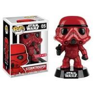 Stormtrooper (Red) | Vinyl Art Toys