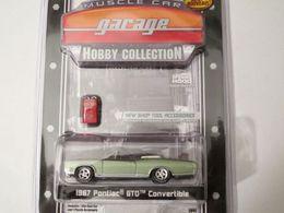 Greenlight muscle car hobby collection pontiac gto convertible 1967 model cars 163d6f9d 3d40 46e5 8343 2a476924d0ba medium