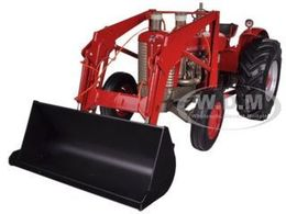 Massey Ferguson 98 Diesel Tractor with Front Loader | Model Farm Vehicles & Equipment