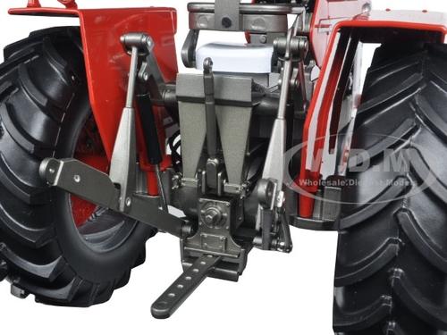Massey Ferguson 1100 Gas Narrow Front Tractor   Model Farm Vehicles