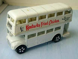 Kentucky Fried Chicken Bus | Model Buses