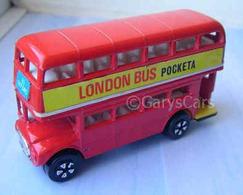 London Pocket Double Decker  | Model Buses