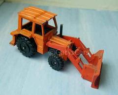 Massey Ferguson Tractor With Angledozer | Model Farm Vehicles & Equipment