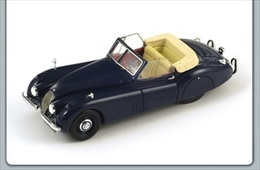1953 Jaguar XK120 Cabrio | Model Cars