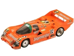 Porsche 962 #17 | Model Racing Cars