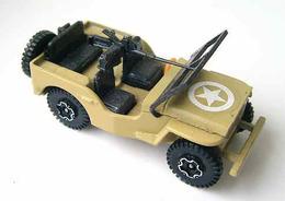 U.S. Army Jeep | Model Trucks