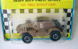Army Scout Car | Model Cars