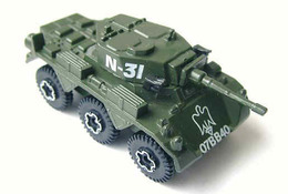 Saladin Mk II Armoured Car | Model Military Tanks & Armored Vehicles