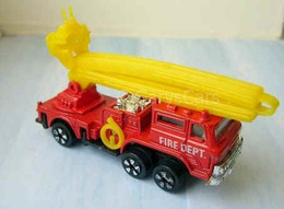 Hino Fire Engine With Snorkel | Model Trucks