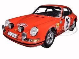 1969 Porsche 911 S #37 | Model Racing Cars