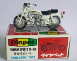 Yamaha Sports XS650 Police | Model Motorcycles
