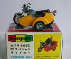 Kawasaki 650 with Sidecar | Model Motorcycles