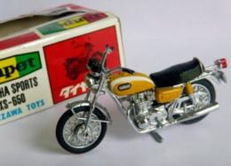 Yamaha Sports XS650  | Model Motorcycles