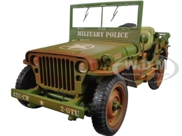 US Army WWII Jeep - Weathered | Model Trucks