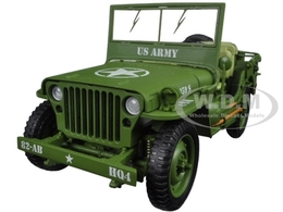 US Army WWII Jeep | Model Trucks