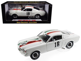 1965 Ford Mustang Shelby GT350R | Model Racing Cars