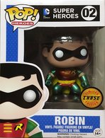 Dc Super Heroes Robin Chase #02   Vinyl Art Toys   Dc Super Heroes Robin Chase #02