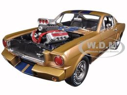 1965 Ford Shelby Mustang GT 350R with Racing Engine | Model Cars