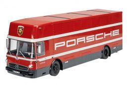Mercedes-Benz 317  Race Transporter | Model Trucks