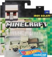 Iron Golem | Model Trucks | Hot Wheels Minecraft Iron Golem