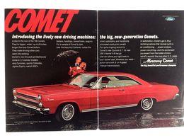 Comet | Print Ads