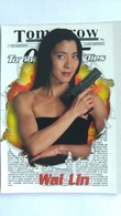 Tomorrow never dies %252383   michelle yeoh as wai lin trading cards %2528individual%2529 cc2ab817 aba5 49cf b7ba 4c5e215b664f medium