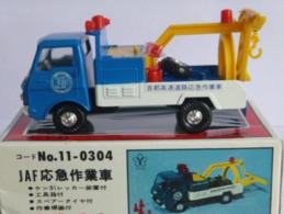 JAF Tow Truck | Model Trucks