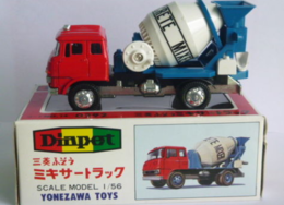 Fuso Cement Truck | Model Trucks