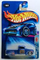 La Troca | Model Trucks | HW 2003 - Collector # 183/220 - Pride Rides 8/10 - La Troca - Blue - USA '04 New Card