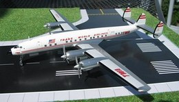 Trans World Airlines L-1649A/98/09 Starliner | Model Aircraft