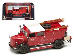 1950 Mercedes Type TLF-15 Fire Engine | Model Trucks
