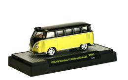 1958 VW Microbus 15 Window USA Model | Model Buses