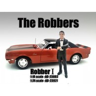 """The Robbers"" Robber I 