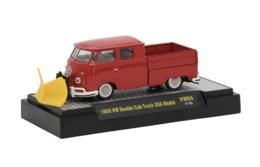 1959 VW Double Cab Truck USA Model | Model Trucks