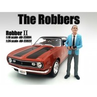"""The Robbers"" Robber II 