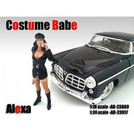 Costume Babe Alexa | Diorama Accessories