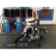 Biker Angel | Diorama Accessories
