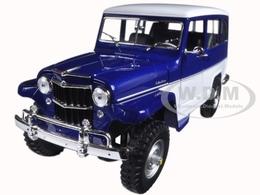 1955 Willys Jeep Station Wagon | Model Trucks