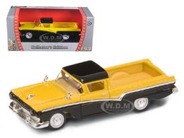 1957 Ford Ranchero | Model Trucks