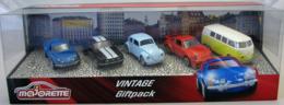 Vintage Giftpack | Model Vehicle Sets