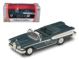 1958 Edsel Citation Convertible   Model Cars