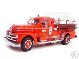 1958 Seagrave 750 Fire Engine | Model Trucks