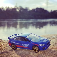 Subaru WRX STI | Model Cars