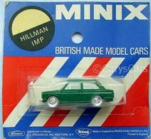 Hillman Imp | Model Cars