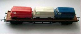 Thames Van Wagon Load   Model Trucks