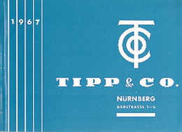 Tipp and co.%252c 1967 brochures and catalogs 22534d85 a220 4a3e 9291 4006af476209 medium