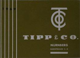 Tipp and co.%252c 1969 brochures and catalogs 562e2a27 e8f0 48d7 89df 47d2a824d8f7 medium