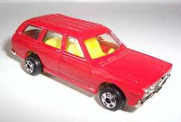 Datsun Wagon | Model Cars