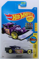 Aristo Rat | Model Cars | HW 2017 - Collector # 001/250 - Legends of Speed 3/10 - New Models - Aristo Rat - Purple - USA Card with Factory Set Sticker